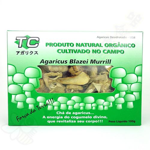 TC アガリクス茸 乾燥物 100G