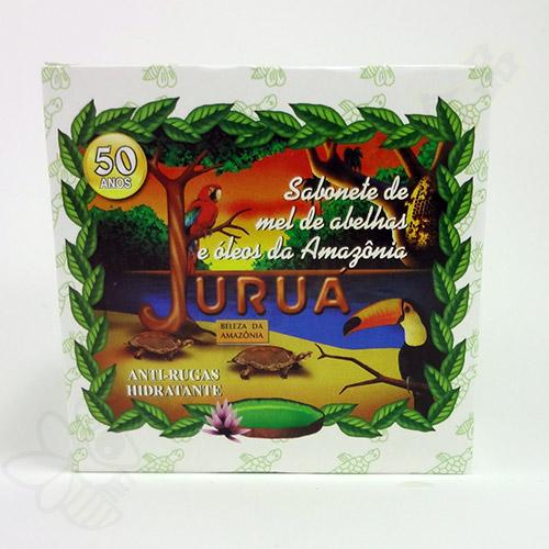 JURUA 石けん 180g(亀石けん、ダイアナ石鹸)
