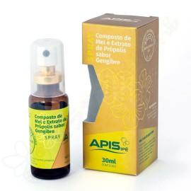 Apis Ipe プロポリス + 生姜 スプレー 濃度 6%