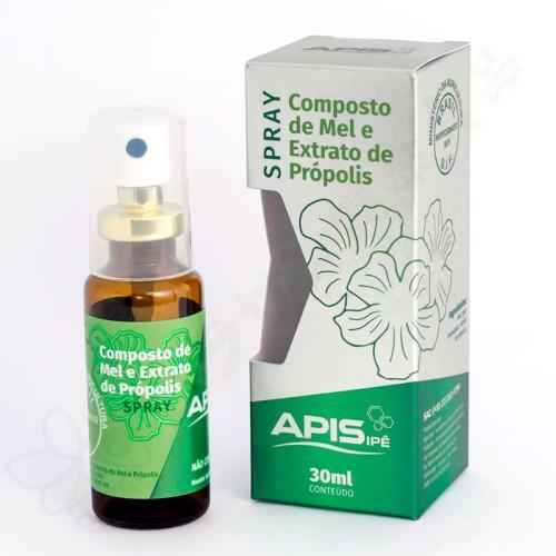 Apis Ipe プロポリス スプレー 濃度 7%