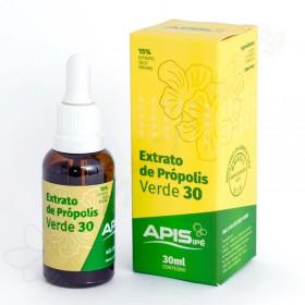 Apis Ipe Verde 30 プロポリス 濃度 15%