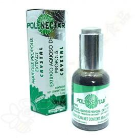 POLENECTAR CRYSTAL プロポリス ノンアルコール 濃度 20% (ヤニなし)