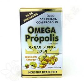 APIS BRASIL OMEGA プロポリス ソフトカプセル