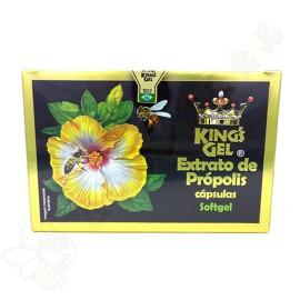 KINGS GEL プロポリス ソフトカプセル 6個入りパック 濃度 23%